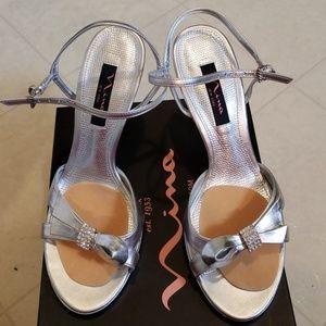 Women's Nina, high heel sandals